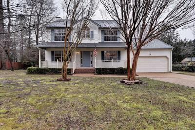 Williamsburg Single Family Home For Sale: 105 Flintlock Road