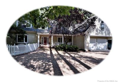 Williamsburg Single Family Home For Sale: 114 Hoylake