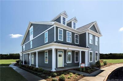 Hampton County, Isle Of Wight County, James City County, New Kent County, Suffolk County, Surry County, Williamsburg County, York County Condo/Townhouse For Sale: Mm Cadenza Ps #0-0