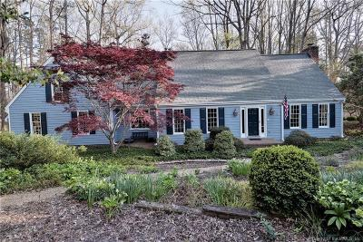 Kingsmill Single Family Home For Sale: 113 William Allen