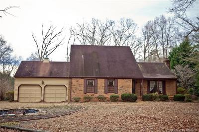 Single Family Home For Sale: 7136 Church Lane