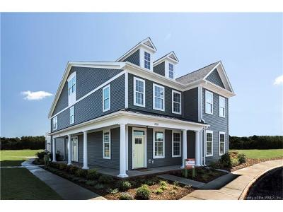 Hampton County, Isle Of Wight County, James City County, New Kent County, Suffolk County, Surry County, Williamsburg County, York County Condo/Townhouse For Sale: Mm Cadenza Gr #0-0