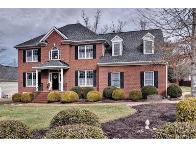 Williamsburg VA Single Family Home For Sale: $492,500
