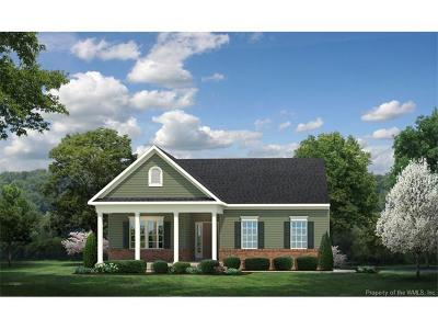 Williamsburg VA Single Family Home For Sale: $299,990
