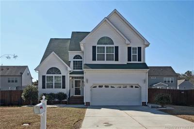 Hayes Single Family Home For Sale: 8182 Ruddock Place
