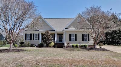 Williamsburg VA Single Family Home For Sale: $449,000