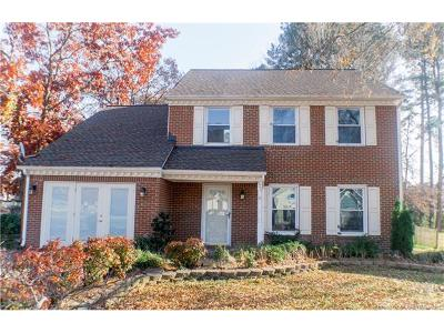 Newport News Single Family Home For Sale: 920 Kentwell Court