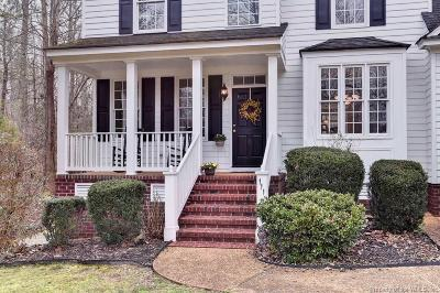 Fords Colony, Kingsmill Single Family Home For Sale: 111 Woodhall Spa