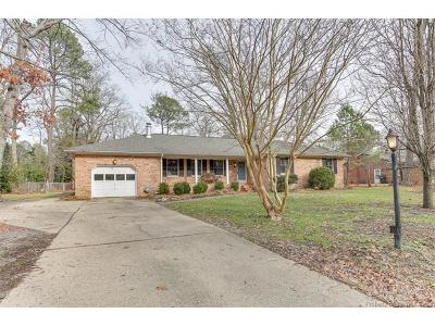 Yorktown Single Family Home For Sale: 110 Brook Road
