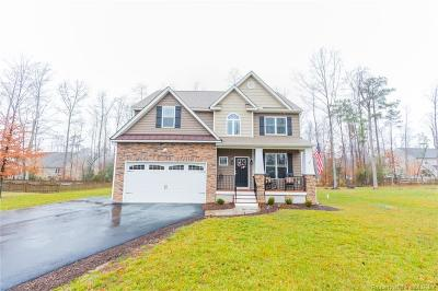 New Kent County Single Family Home For Sale: 9890 Snipe Lane