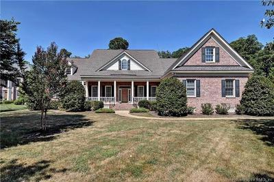 Single Family Home For Sale: 2085 Harpers Mill Road