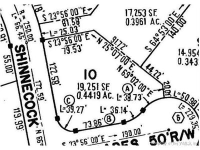 Residential Lots & Land Sold: 101 Cascades