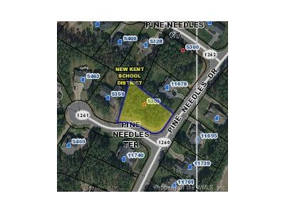 Charles City Co., Isle Of Wight County, James City Co., New Kent County, Newport News County, Suffolk County, Surry County, Williamsburg County, York County Residential Lots & Land For Sale: 5303 Pine Needles