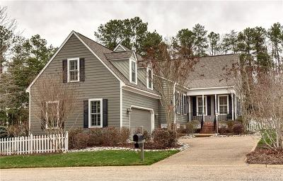 Fords Colony Single Family Home For Sale: 116 Hollinwell
