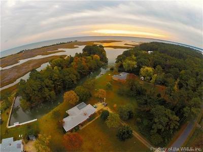York County Single Family Home For Sale: 212 Bay Tree Beach Road