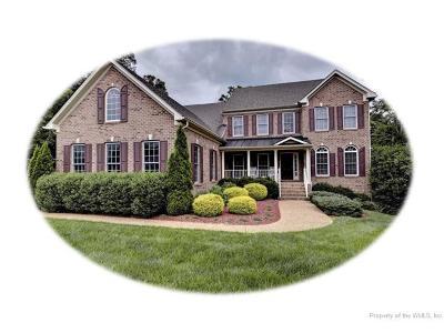 Stonehouse Glen Single Family Home For Sale: 9352 Stonehouse Glen