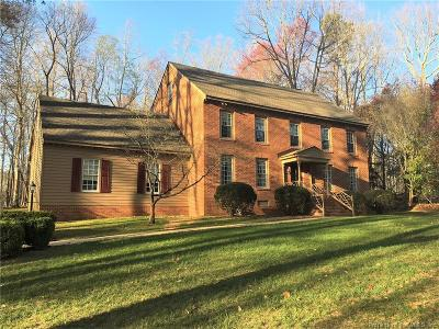 Williamsburg VA Single Family Home For Sale: $498,000