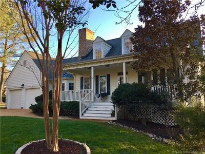 Single Family Home Sold: 105 Royal West Norfolk