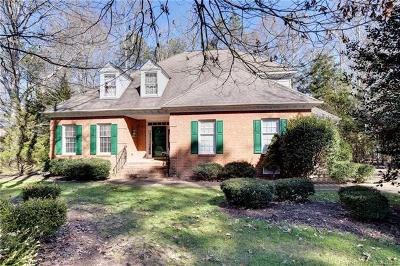 Fords Colony Single Family Home For Sale: 103 Swinley Forest