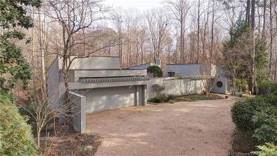 Kingsmill Single Family Home Sold: 6 Mile Course