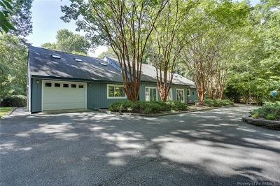 Williamsburg Single Family Home For Sale: 108 Northpoint Drive