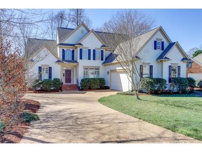 Williamsburg Single Family Home For Sale: 111 Clydeside