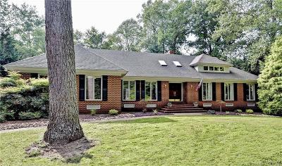 Kingsmill Single Family Home For Sale: 236 Tutters Neck
