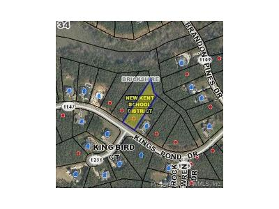 Charles City Co., Isle Of Wight County, James City Co., New Kent County, Newport News County, Suffolk County, Surry County, Williamsburg County, York County Residential Lots & Land For Sale: 11070 Kings Pond Drive