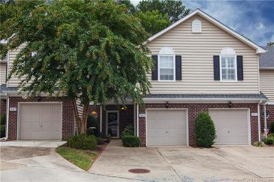 Williamsburg VA Condo/Townhouse Sold: $214,900