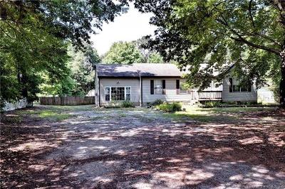 Gloucester Single Family Home For Sale: 3542 Foxhaven Drive