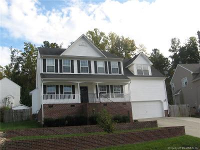 Single Family Home For Sale: 5244 Rockingham Drive