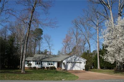 Williamsburg Single Family Home For Sale: 111 Evergreen Way