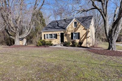 Providence Forge Single Family Home For Sale: 7800 Courthouse Road