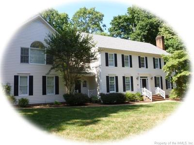 Williamsburg, Toano, Norge, Providence Forge Rental For Rent: 116 Henry Tyler Drive
