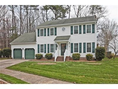 Hampton Single Family Home For Sale: 16 Glen Forest Drive
