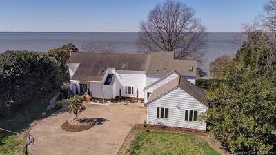 Newport News Single Family Home For Sale: 16 Barclay Road