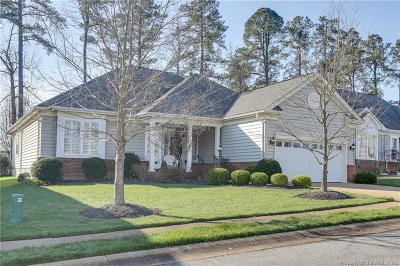 Colonial Heritage Single Family Home For Sale: 6827 Arthur Hills Drive