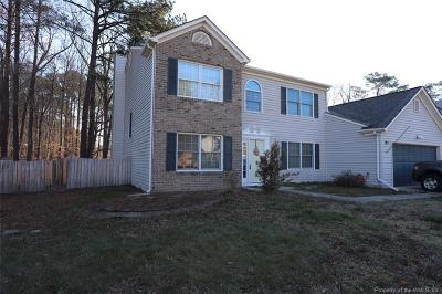 Yorktown Single Family Home For Sale: 103 Hedgerow Lane