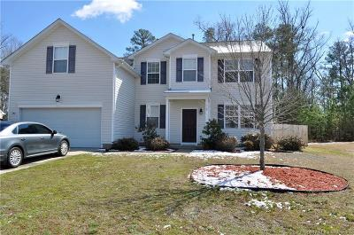 Gloucester Single Family Home For Sale: 7261 Jeanne Drive