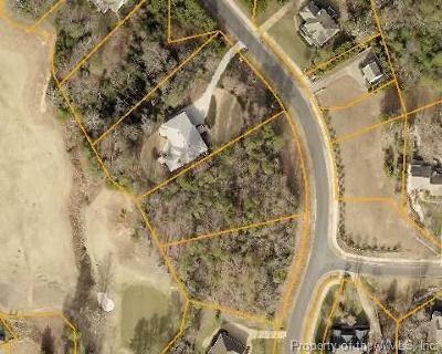 Toano Residential Lots & Land Sold: 3505 Splitwood Road