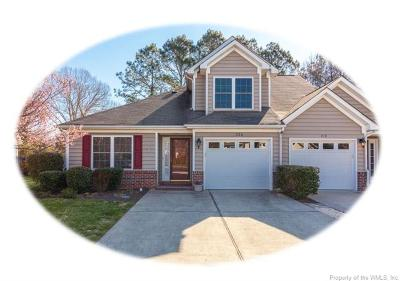 York County Condo/Townhouse For Sale: 220 Wingate Drive