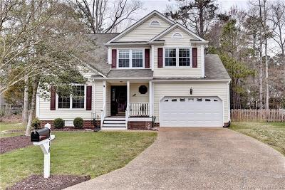Williamsburg Single Family Home For Sale: 3016 Camrose Drive