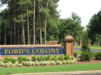 Fords Colony Residential Lots & Land For Sale: 153 Shinnecock