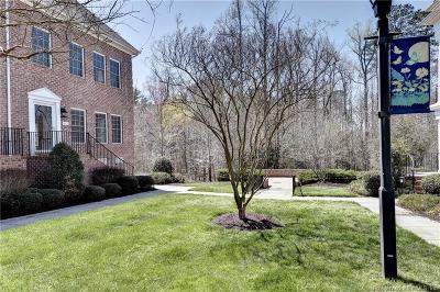 Williamsburg VA Condo/Townhouse For Sale: $395,000