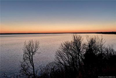 Hampton County, Isle Of Wight County, James City County, New Kent County, Suffolk County, Surry County, Williamsburg County, York County Condo/Townhouse For Sale: 604 River Bluffs #604