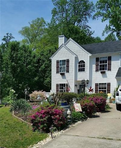 Single Family Home For Sale: 3624 Marlbrook Drive