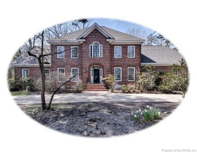 Governors Land Single Family Home For Sale: 2301 West Island Road