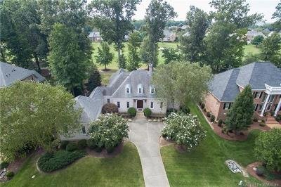 Governors Land Single Family Home For Sale: 1628 River Ridge