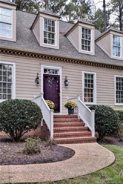 Fords Colony Single Family Home For Sale: 116 Sugar Bush