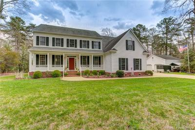 Williamsburg Single Family Home For Sale: 8109 Wrenfield Drive